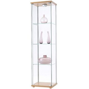 ARBOR Product Display GLASS (IK) 16x16x65h
