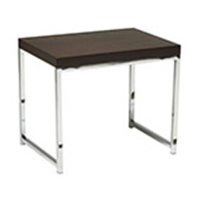Aldo End Table Brown (OS)