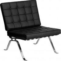 Barcelona Chair 29x32x35H