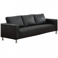 Brag Sofa Black Leather 84x34x34h (cst).jpg1