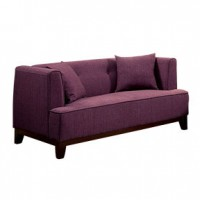 Carbel Loveseat- Purple-288x288
