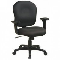 Carey Task Chair Cloth Fabric 25x25x40h