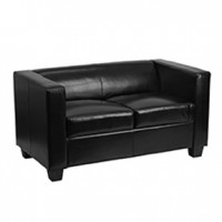 Center Stage Loveseat- Black _ 288x288