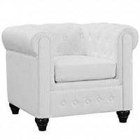Chesterfield Chair- White_288x288