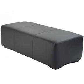 Classic Bench Black 60x24x17h