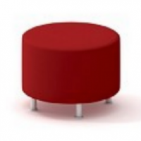 Cortex Ottoman - Red 288x288