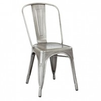 Elm Chair - Silver