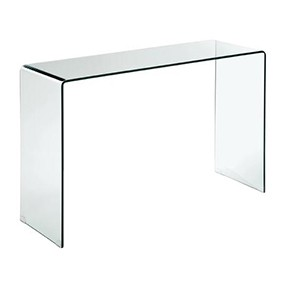 High Quality Glass Foyer Table