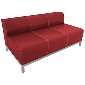 Havana RED Sofa 52x34x34
