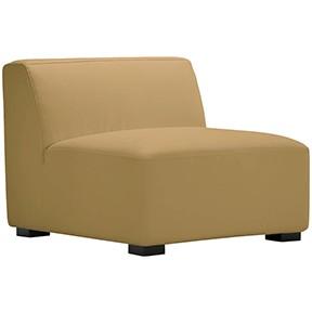 Havanna Chair TAN  Leather  28x28x34h