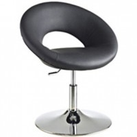 Jet Chair 22x26x32h  (EEI-692 Jet mod- 100.00ACM)
