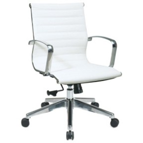 Laden Ultrs Premium Mid Back Chair 22x25x39h