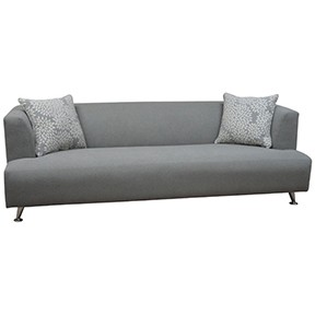 Maxim Sofa 80x34x32 Grey Fabric