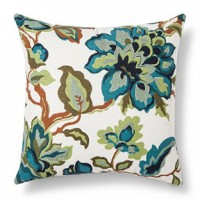 Pillow- Blue Florentine_288x288