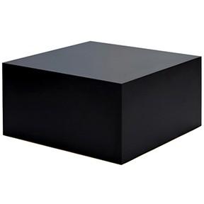 RUSS Ped- Display Black 24x24x24h