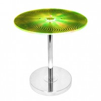 Sizzle Cocktail table LED  (coaster 701498 29x 16h