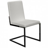 Soda Chair  17x19x16h (Cst 100515WHT)
