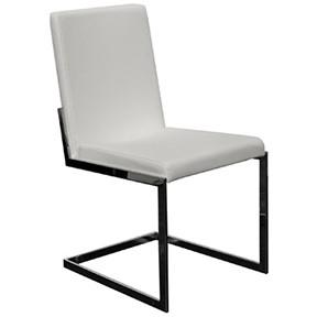 Soda Chair  17x19x16h (Cst 100515WHT)