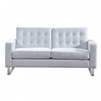Solar Loveseat - White _288x288