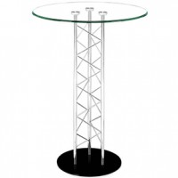Tower Bar Table  31x42h