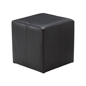 Trend - Cube Black 16x16x16h