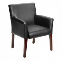 Villio Chair 25x25x36 Black Fabric