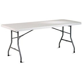 White-Folding-Table