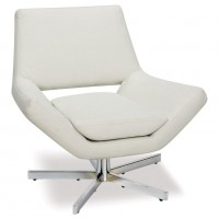 York Chair White 31x28x30h