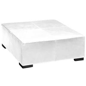 lenox - Square White Leather